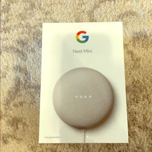 Google Nest Mini. New unopened